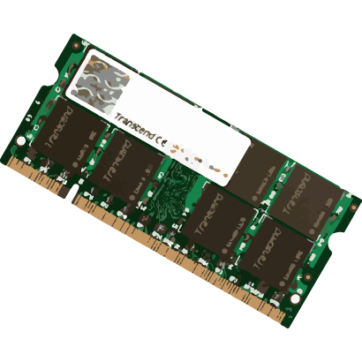 メモリ増設/容量2GB