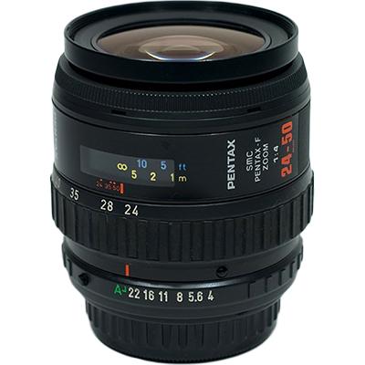 Fズーム 24-50mm F4